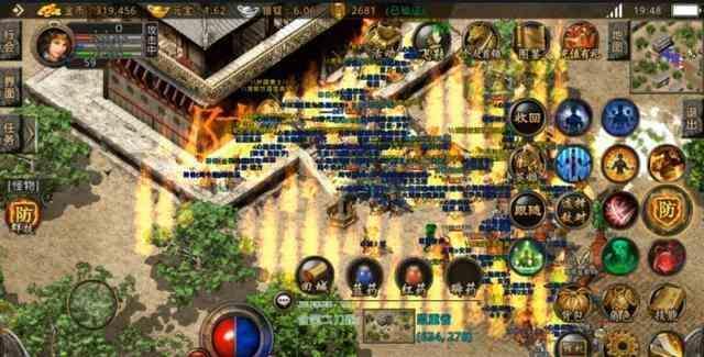 远古176传奇中神殿在哪远古神殿地图坐标 176传奇 第1张