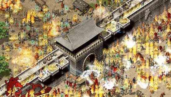 十大争霸7630ok传奇中初赛之荣誉帝王VS梦幻记忆 30ok传奇 第4张