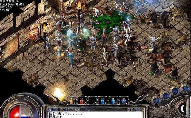 谈谈英雄合击版的游戏中特色系统 英雄合击版 第1张