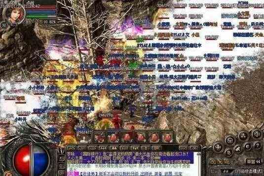 复古传奇中游戏达人谈升级打宝地图 复古传奇 第1张