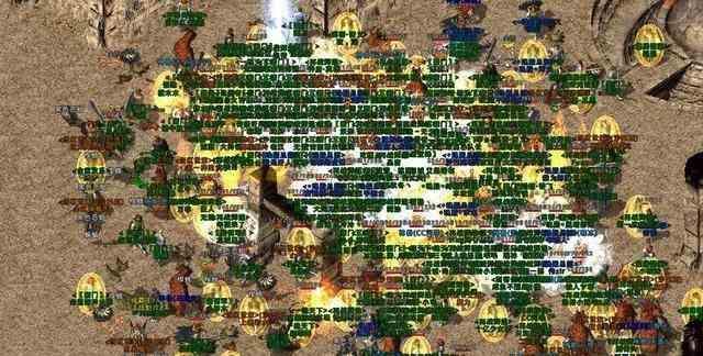 30ok传奇中内力激活游戏模式分析 30ok传奇 第1张