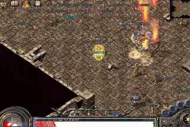 火龙传奇的游戏中那些丑陋都玩家 火龙传奇 第1张