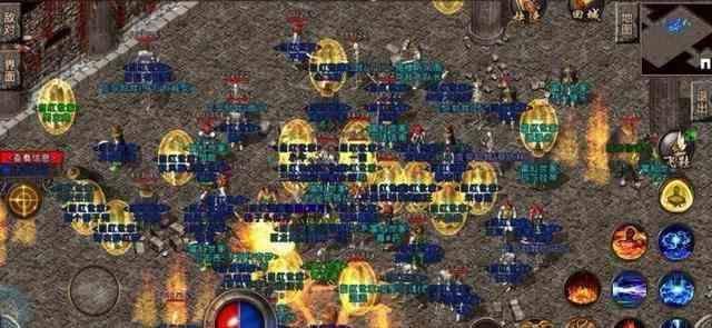 传奇sif里魔血神器让道士玩家感受血多的快感 传奇sif 第1张