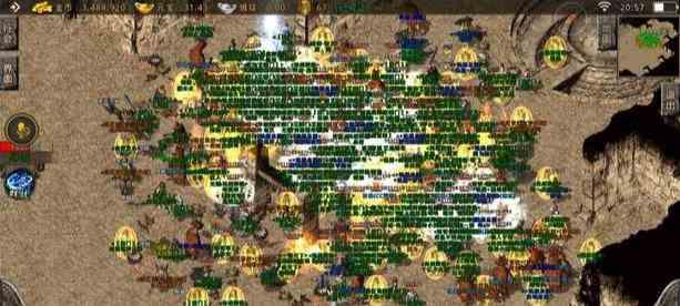 解析沙巴克的嘟嘟传奇的专用地图 嘟嘟传奇 第1张
