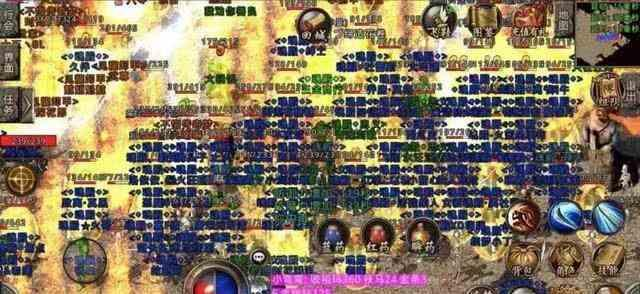 30ok传奇里资深玩家谈狐月神殿的打法 30ok传奇 第1张
