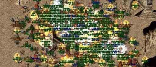 中变传奇私服网站里游戏中怪物攻城怎么玩 中变传奇私服网站 第1张