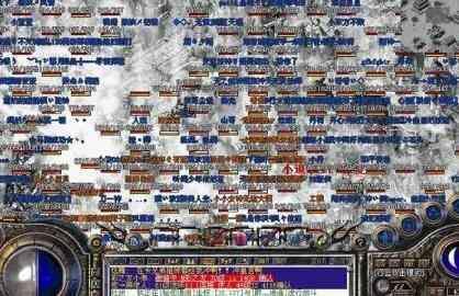 专访176【再战江湖】之传奇私服1.85中夜幕ㄨ降临 传奇私服1.85 第1张