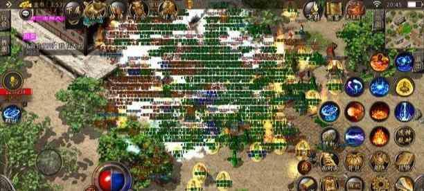 传奇新开里资深玩家教你如何攻打魔龙树妖 传奇新开 第1张