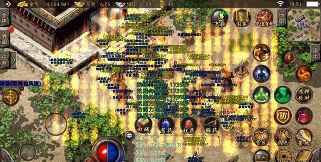 热血传奇官网里散人逆袭地图怎么玩 热血传奇官网 第1张