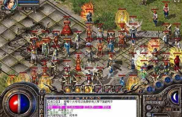韩版1.76迷失版本传奇里特色玩法探秘 迷失版本传奇 第1张