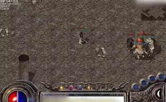 170月卡传奇的资深战士玩家分享走位经验 170月卡传奇 第2张